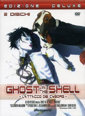 Ghost in the Shell 2 - L'attacco dei Cyborg (2004) 2xDVD9